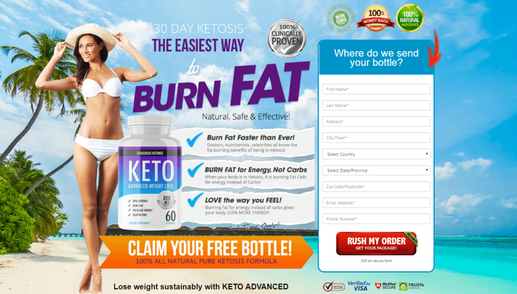 Advanced keto Plus