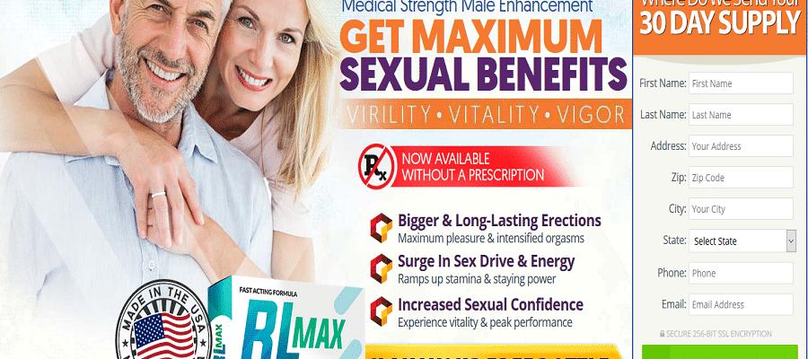 RL Max Male Enhancement