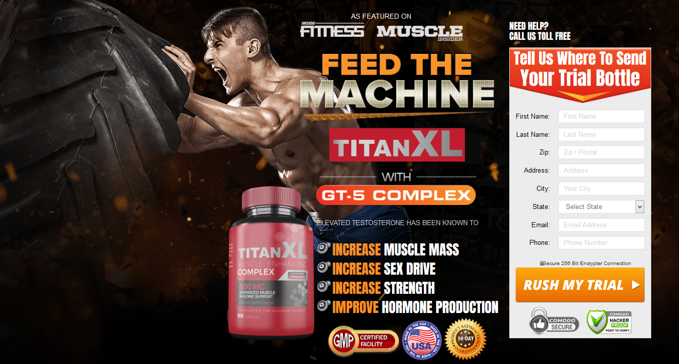 Titan XL Muscle