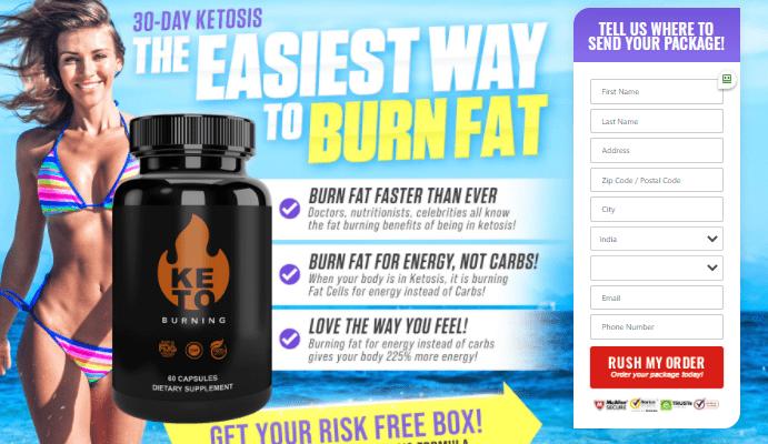 keto-burning