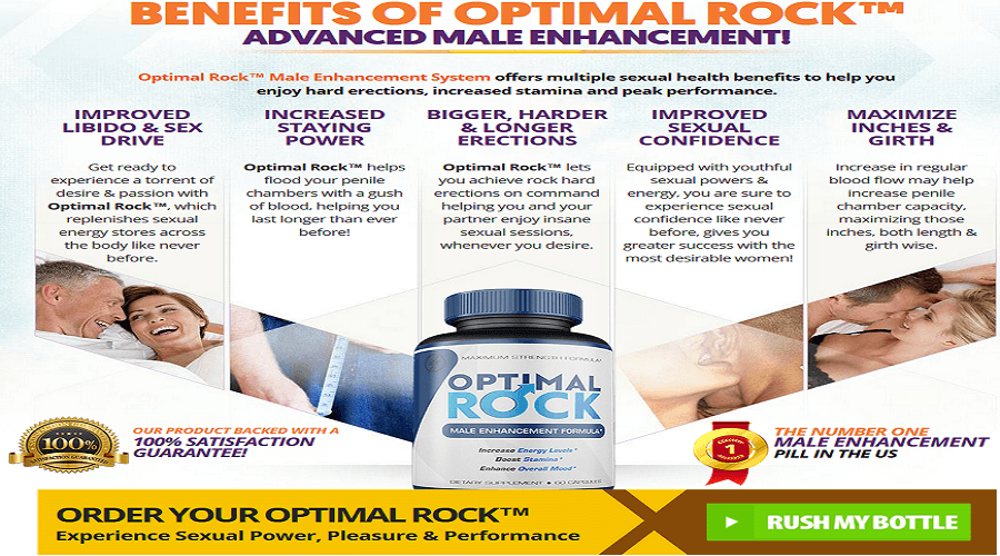 Optimal rock benefits