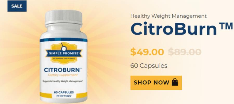 Citroburn review