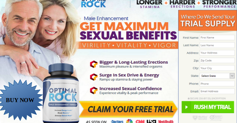 Optimal Rock male enhancement