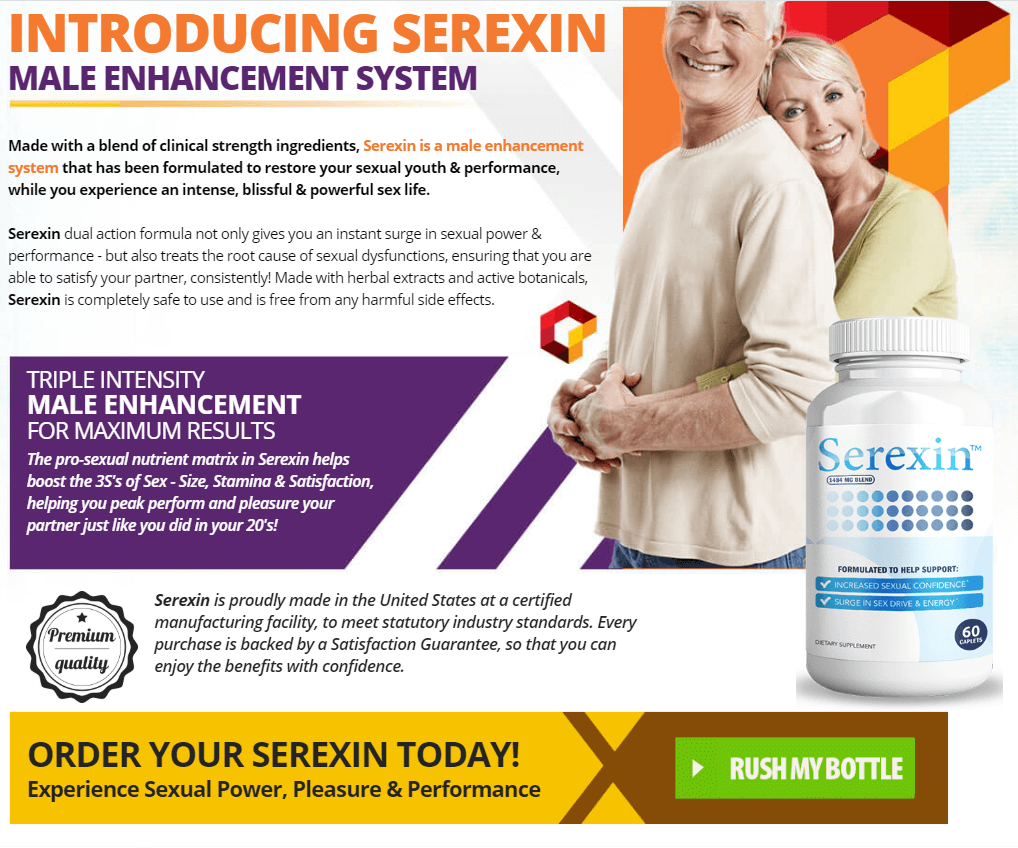 Serexin male enhancement