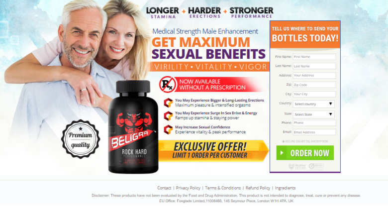 Beligra Male Enhancement