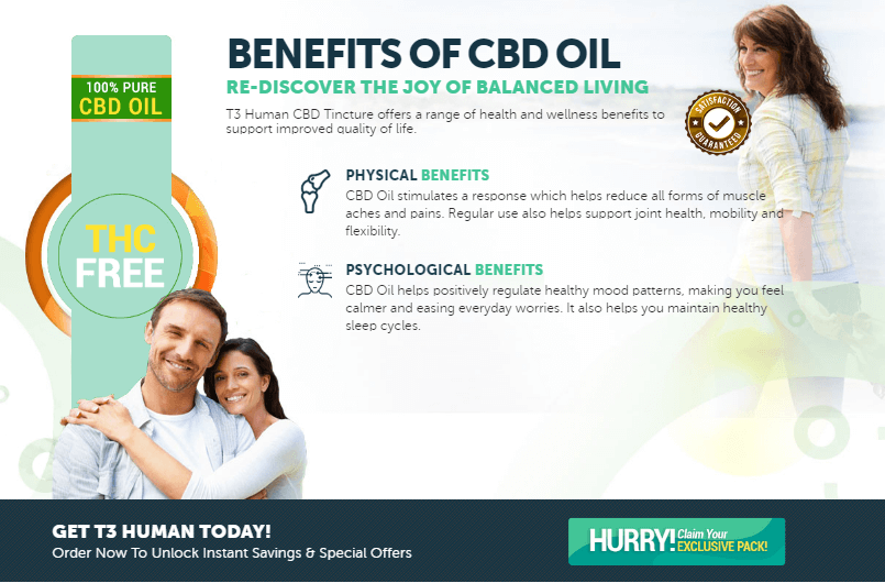 benefits of t3 cbd