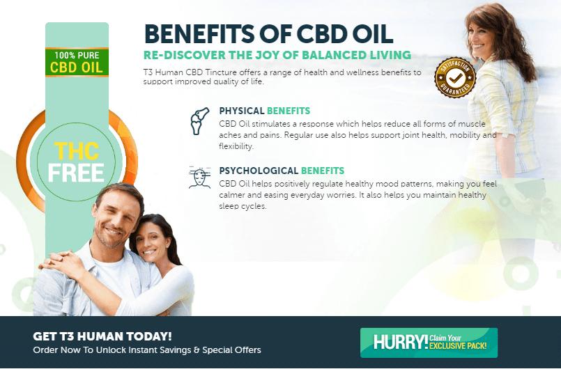 benefits of Goudie CBD Oil