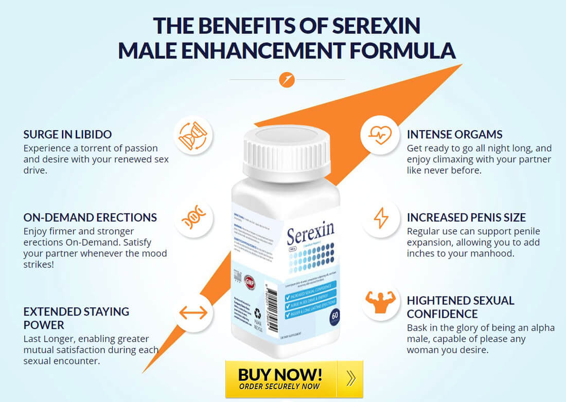 serexin benefits