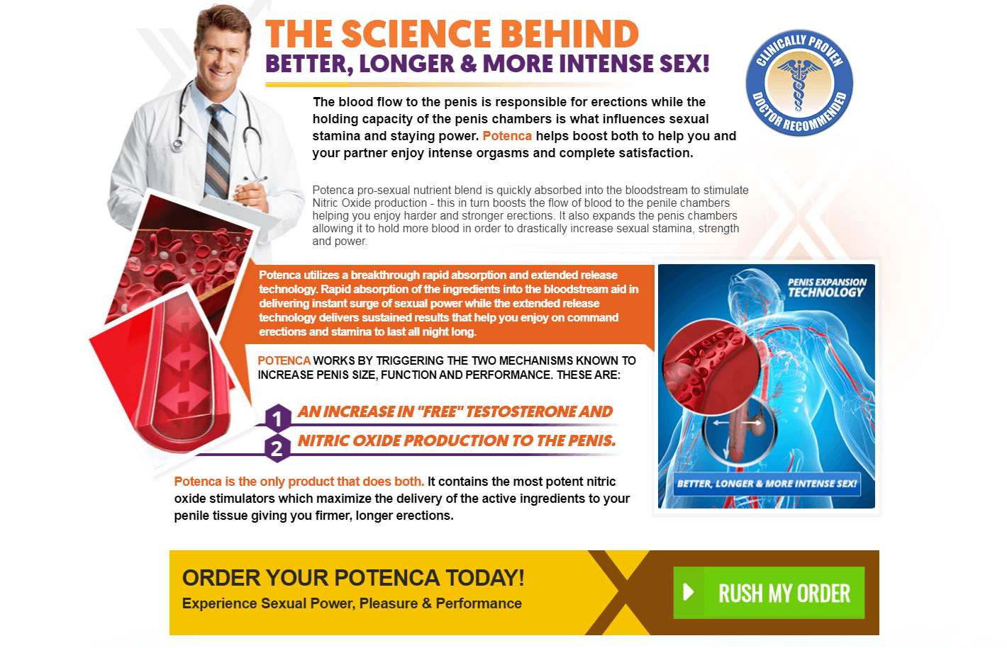 Potenca male enhancement Review