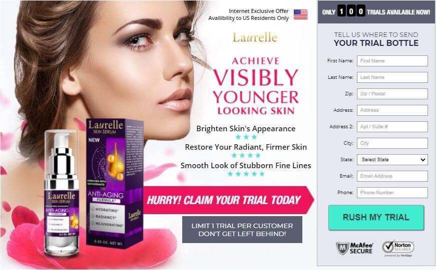 Laurelle Skin Serum