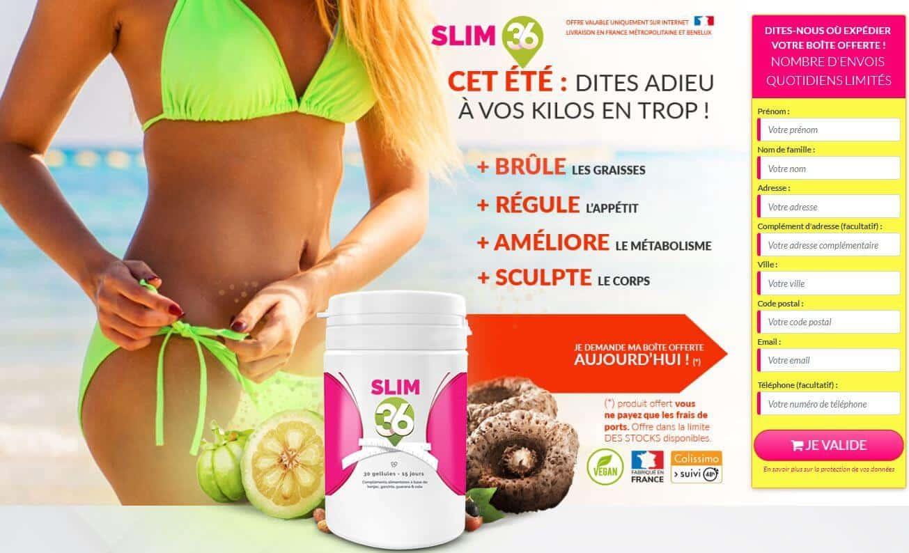 Slim36 France