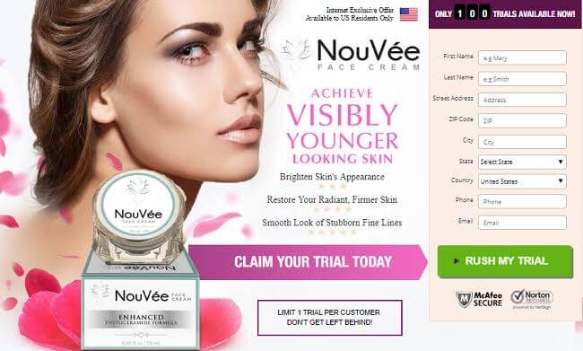 Nouvee Skin Cream