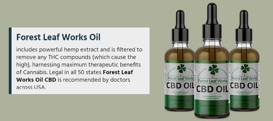 Forest Leaf Works CBD Oil Review