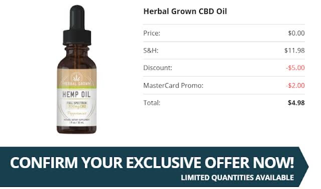 Cheyenne Valley CBD Oil Scam?