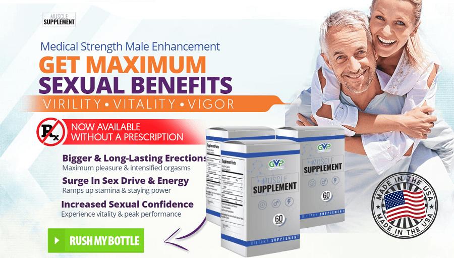 GVP Muscle Supplement