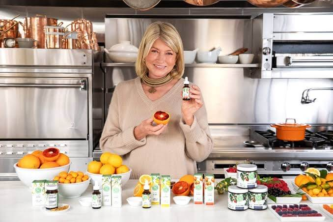 Martha Stewart CBD Oil