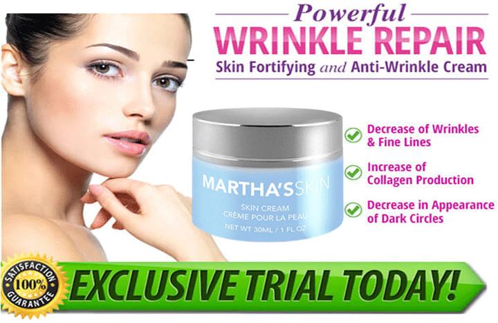 Marthas Skin