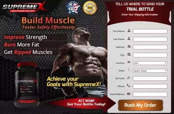 Supreme X Muscle