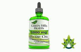 Green Hills CBD Oil