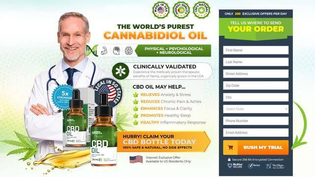 Green Canyon CBD Oil