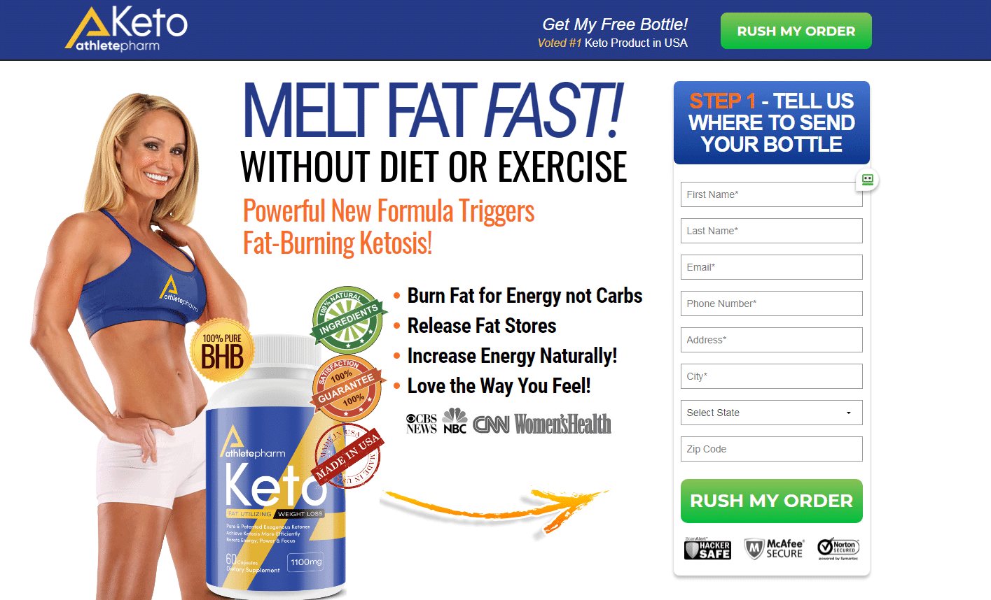 AthletePharm Keto