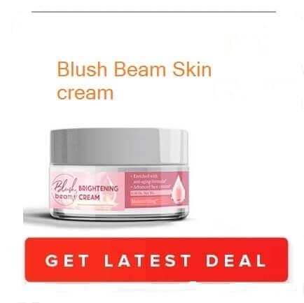 Blush Beam cream