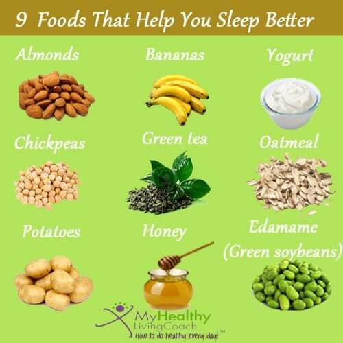Reduce Sleeping Issues With Nutrients