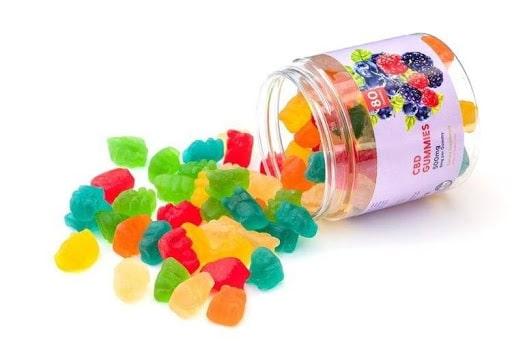 Ricky Gervais CBD Gummies