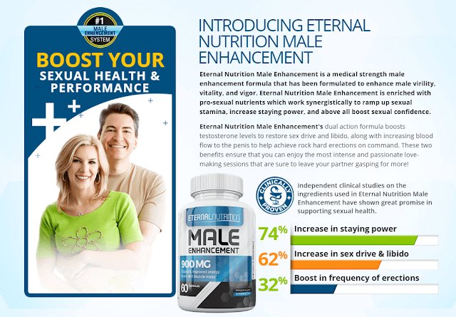 eternal nutrition male enhancement