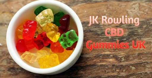 JK Rowling CBD Gummies
