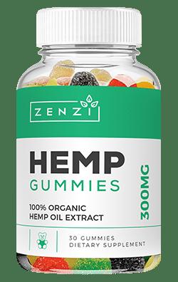 Zenzi Hemp Gummies