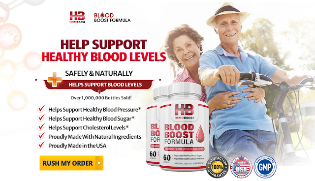 HemoBoost Blood Boost