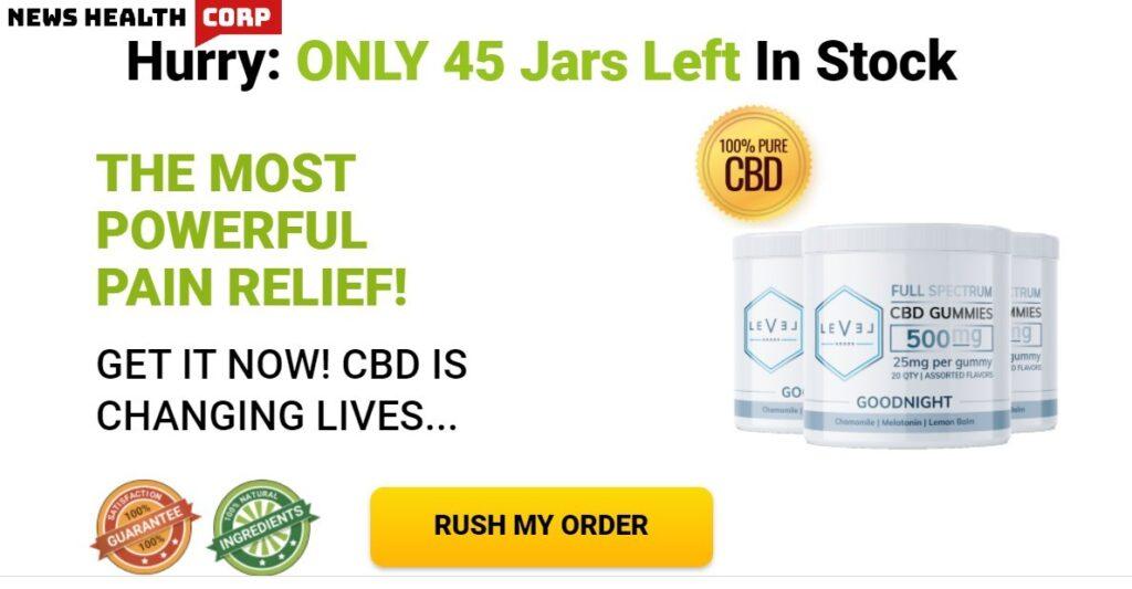 Level Goods CBD Gummies: Reviews,  Why Choose Level Goods CBD ?