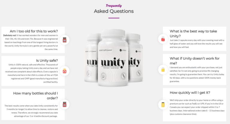 Unity Keto Supplement