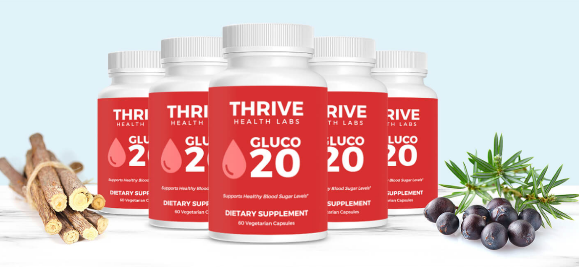 Gluco20 Reviews